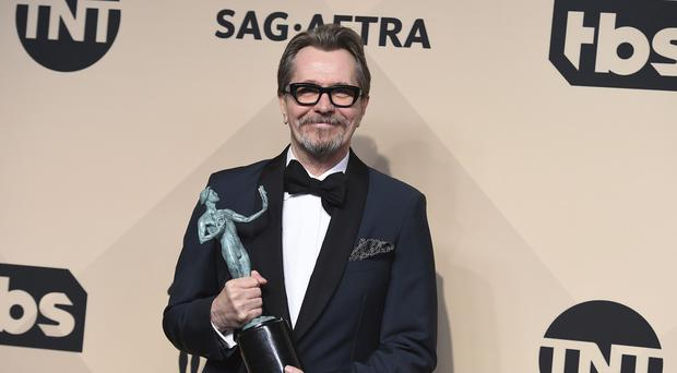 24th Annual SAG Awards – Press Room
