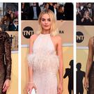 Nicole Kidman, Margot Robbie and Halle Berry (AP)