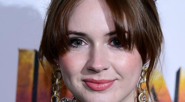 Karen Gillan will appear at the 2018 Glasgow Film Festival (Ian West/PA)