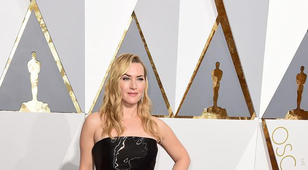 Kate Winslet kiiiiind of regrets working with Woody Allen