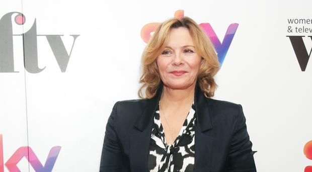 Kim Cattrall appeals for help to find her missing brother (Yui Mok/PA)