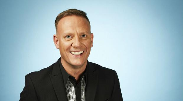 Antony Cotton fractured two ribs in a fall during training this week (ITV/PA)