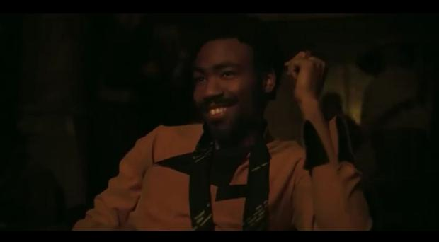 Donald Glover as Lando Calrissian (Disney)