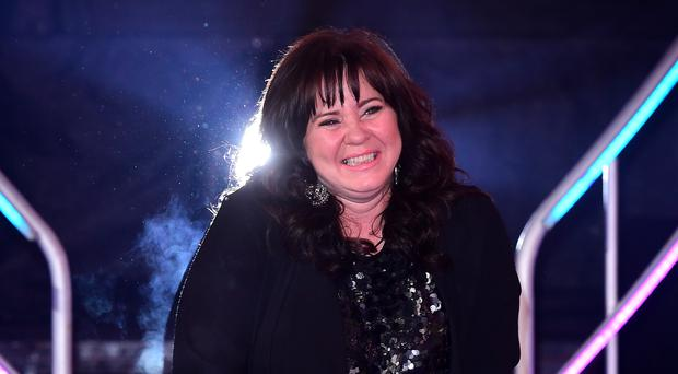 Coleen Nolan announced the split from her husband of a decade (Ian West/PA)