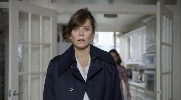 Anna Friel 'almost pulled out' of Marcella and had to 'work hard' on character (ITV/PA)