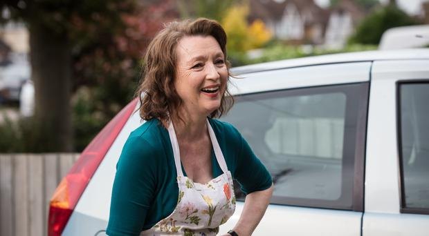 Lesley Manville: Things are improving for older women in acting (Sophie Mutevelian/BBC)