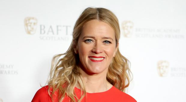 Edith Bowman (Jane Barlow/PA)