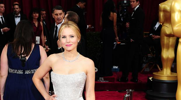 Kristen Bell has been married for five years (Ian West/PA)