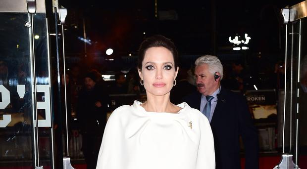 Angelina Jolie will attend the Baftas (Ian West/PA)