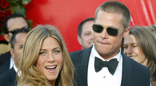 Fans speculate about Brad Pitt and Jennifer Aniston reunion (PA)