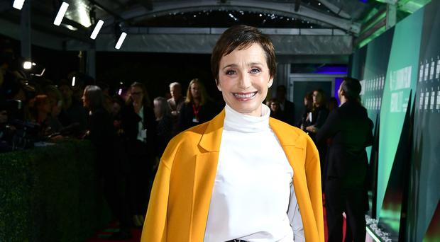 Dame Kristin Scott Thomas (Ian West/PA)