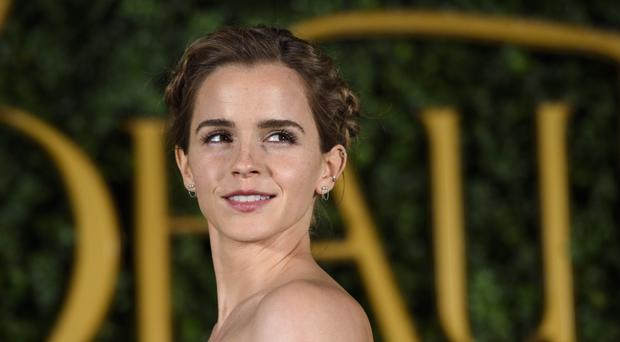 Emma Watson has donated a million pounds (Matt Crossick/PA)