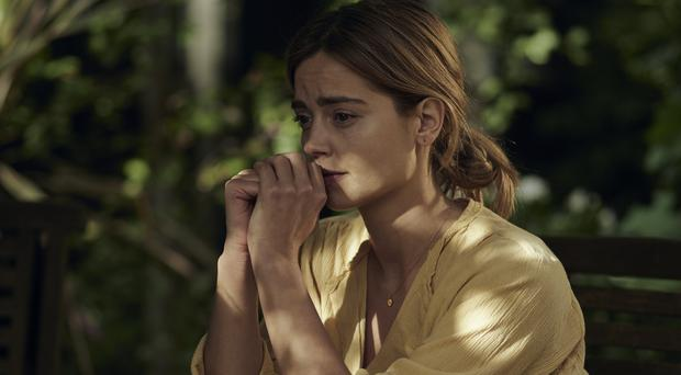 Jenna Coleman stars in the four-part drama (Lachlan Moore/BBC)