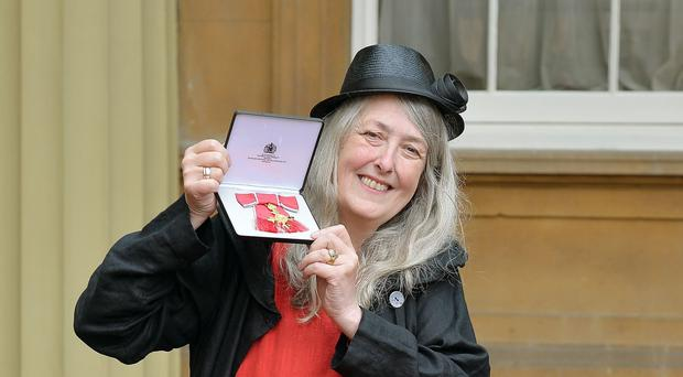 Mary Beard (John Stillwell/PA)