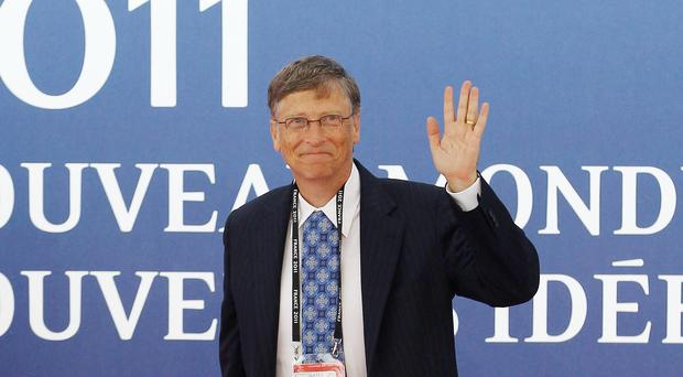 Bill Gates (Dan Kitwood/PA)