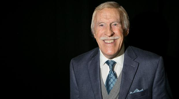 The late entertainer Sir Bruce Forsyth (Daniel Leal-Olivas/PA)
