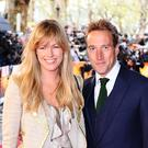 Ben Fogle and wife Marina (Ian West/PA)