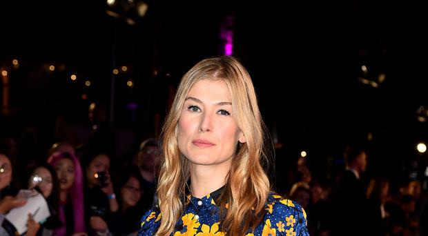 Rosamund Pike (Matt Crossick/PA)