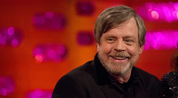 Mark Hamill will receive the 2,630th star on the Hollywood Boulevard (Isabel Infantes/PA)
