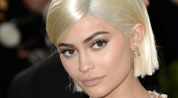 Kylie Jenner (Aurore Marechal/PA)