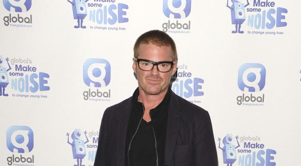 Heston Blumenthal (David Jenson/PA)