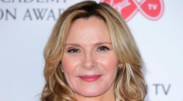 Kim Cattrall honors late brother at memorial service in Scotland