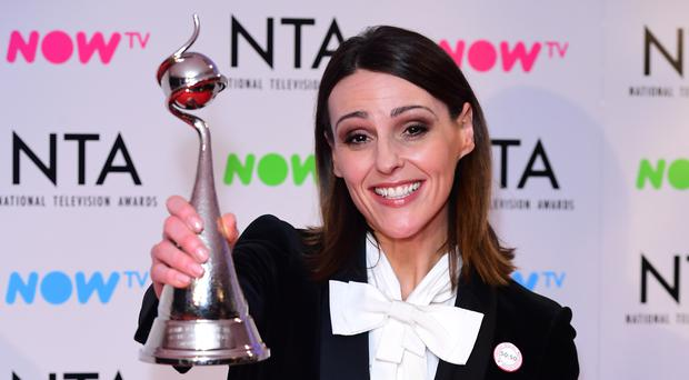 Suranne Jones is unsure if she will do more Doctor Foster (Ian West/PA)