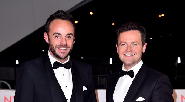 Ant and Dec have been hosting the popular ITV variety show since 2002 (Matt Crossick/PA)
