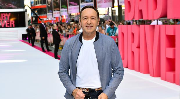 The Kevin Spacey Foundation UK is to close (Matt Crossick/PA)