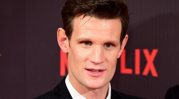 Matt Smith (Ian West/PA)