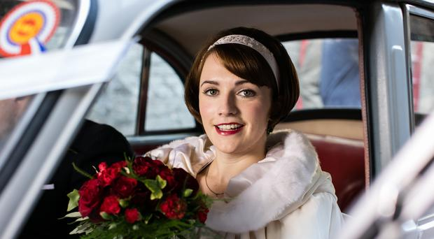 Charlotte Ritchie in Call The Midwife