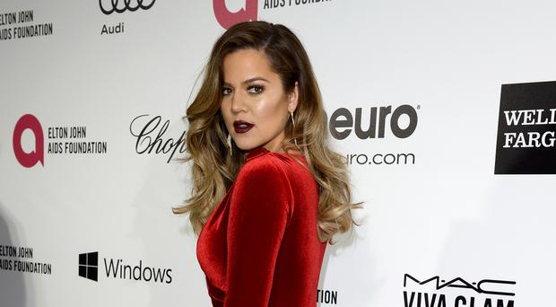 Khloe Kardashian said being pregnant was her 'greatest dream realised' (PA)