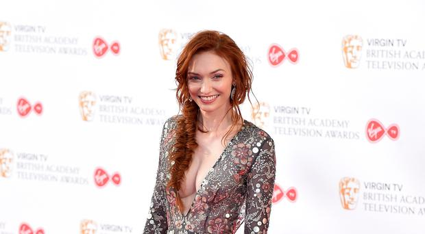 Eleanor Tomlinson (Matt Crossick/PA)