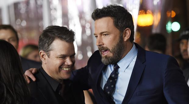 Ben Affleck and Matt Damon (Chris Pizzello/Invision/AP)