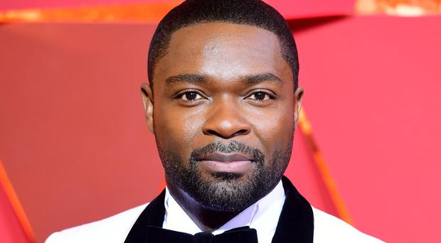 David Oyelowo celebrated the change since his Selma performance was snubbed