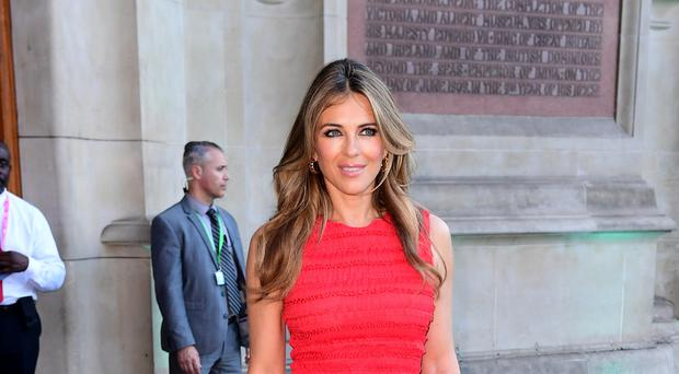Liz Hurley updates fans on nephew's condition after stabbing
