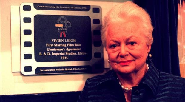 Olivia de Havilland is suing the network