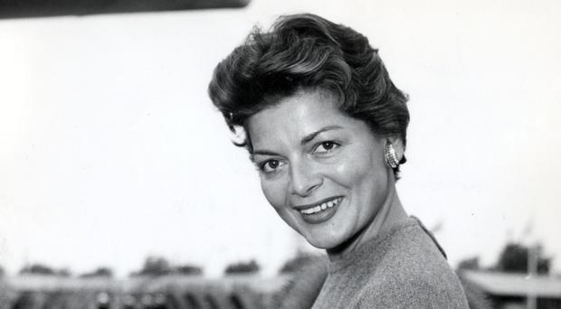 Lys Assia has died (Daily Sketch/REX/Shutterstock)