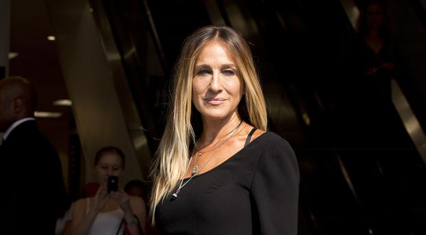 Sarah Jessica Parker wrote on Twitter that Nixon had her vote (Isabel Infantes/PA)