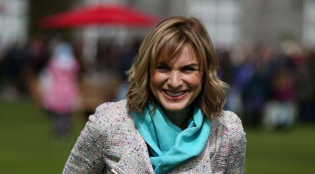 BBC Antiques Roadshow presenter Fiona Bruce (Andrew Milligan/PA)