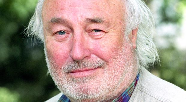 Bill Maynard, who has died aged 89, was best known for playing Claude Greengrass in 60s drama Heartbeat for eight years (Fiona Hanson/PA)