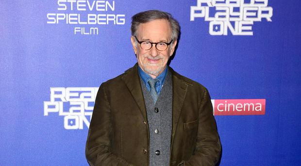 Steven Spielberg has directed many box office smash films. (Ian West/PA)