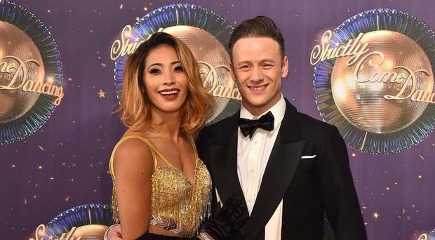 Karen and Kevin Clifton split