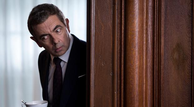 Rowan Atkinson in Johnny English Strikes Again (Universal PicturesUK)