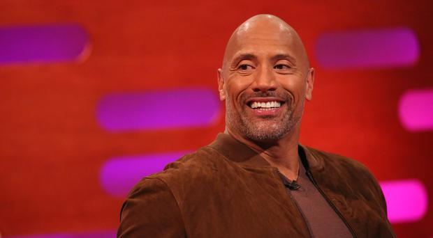 Dwayne Johnson wanted to 'jump onto the stage' during Oscars mix-up (Isabel Infantes/PA)