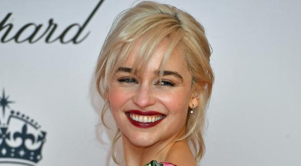 Emilia Clarke says goodbye to Game of Thrones