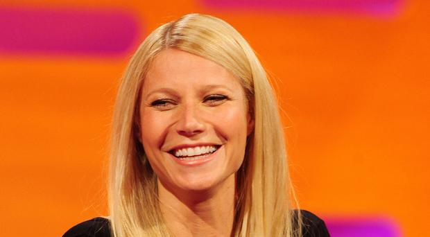 Gwyneth Paltrow engagement