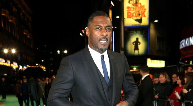 Netflix Orders Idris Elba Comedy Series TURN UP CHARLIE