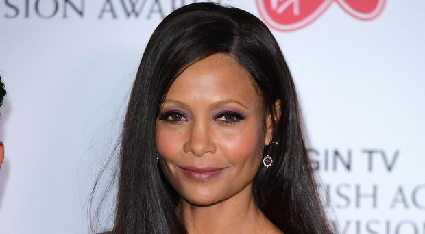 Thandie Newton earlier this week teased her role will be a significant one (Ian West/PA)