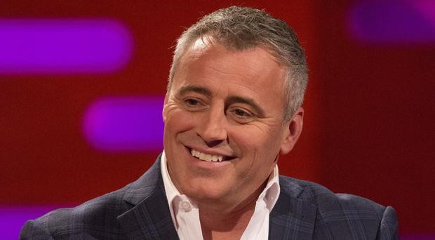 Matt LeBlanc said a man in the Atlas Mountains recognised him as his Friends alter-ego (Isabel Infantes/PA)